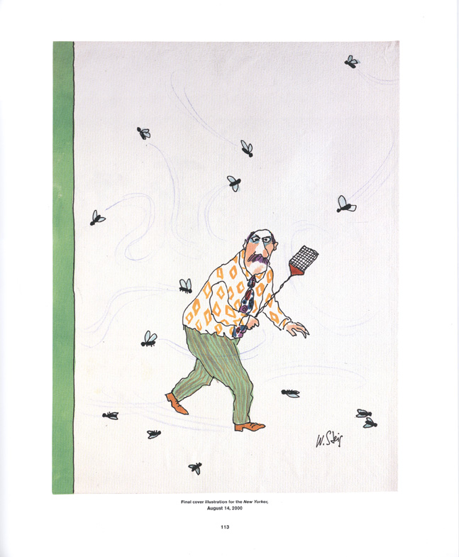 Steig Fly-Swatting Cover 2000